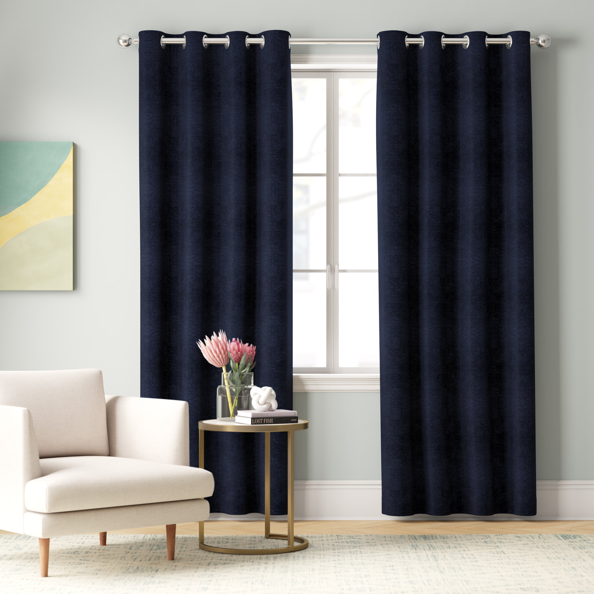 Best room darkening curtains