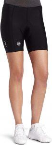 Canari Cyclewear Women's Pro Gel Short Padded Cycling Short
