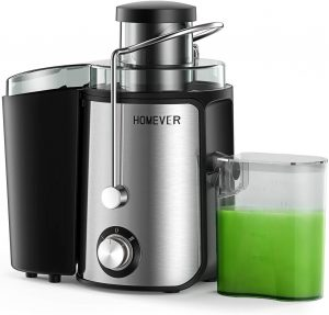 Homever Juicer for Fruits and Vegetables