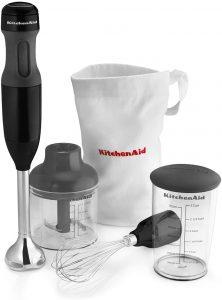 KitchenAid KHB2351OB 3-Speed Hand Blender