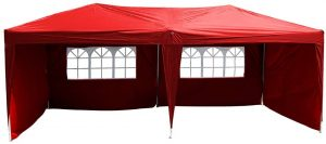 Polar Aurora 10' X 20' Easy Pop up Canopy Party Tent