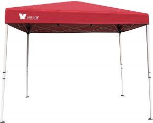 SORARA 6' X 4' Ez Pop-up Canopy Tent Gazebo