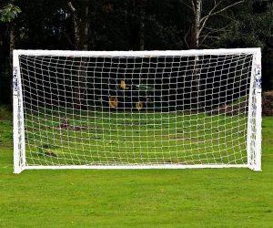 Soccer Goal Net Football Polyethylene Training Post Net Full Size