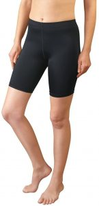 Womens Spandex Exercise Compression Running Yoga Workout Short