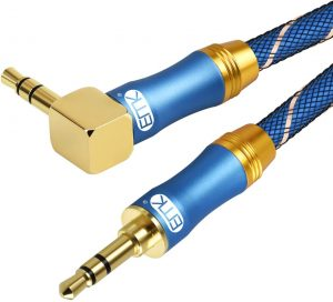 EMK Audio Stereo Male to Male Cable