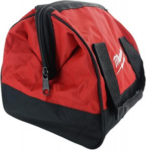 Milwaukee Heavy-Duty Contractors Bag