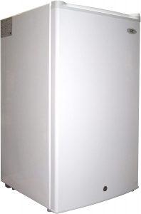 Sunpentown UF-304W Upright Compact Freezer