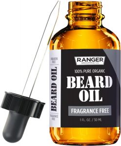 ranger grooming beard oil