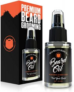 wild willies beard oil
