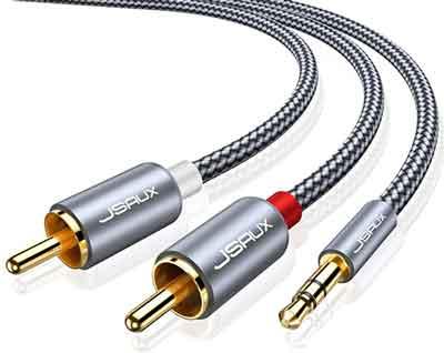 JSAUX-RCA-Cable