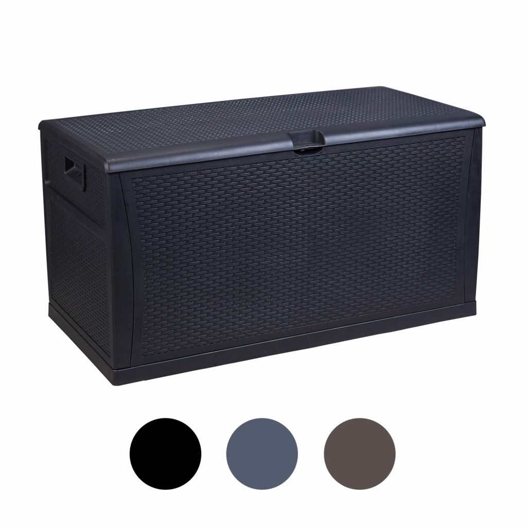 Leisurelife Plastic Deck Box