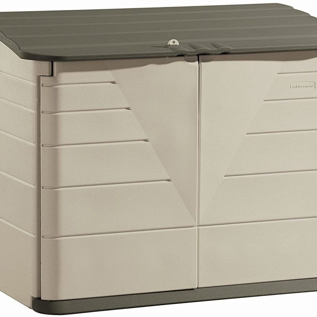 Rubbermaid Large Horizontal Deck Box