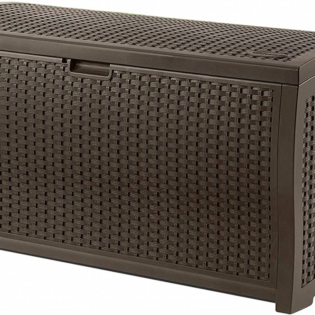 Suncast 73-Gallon Medium Deck Box