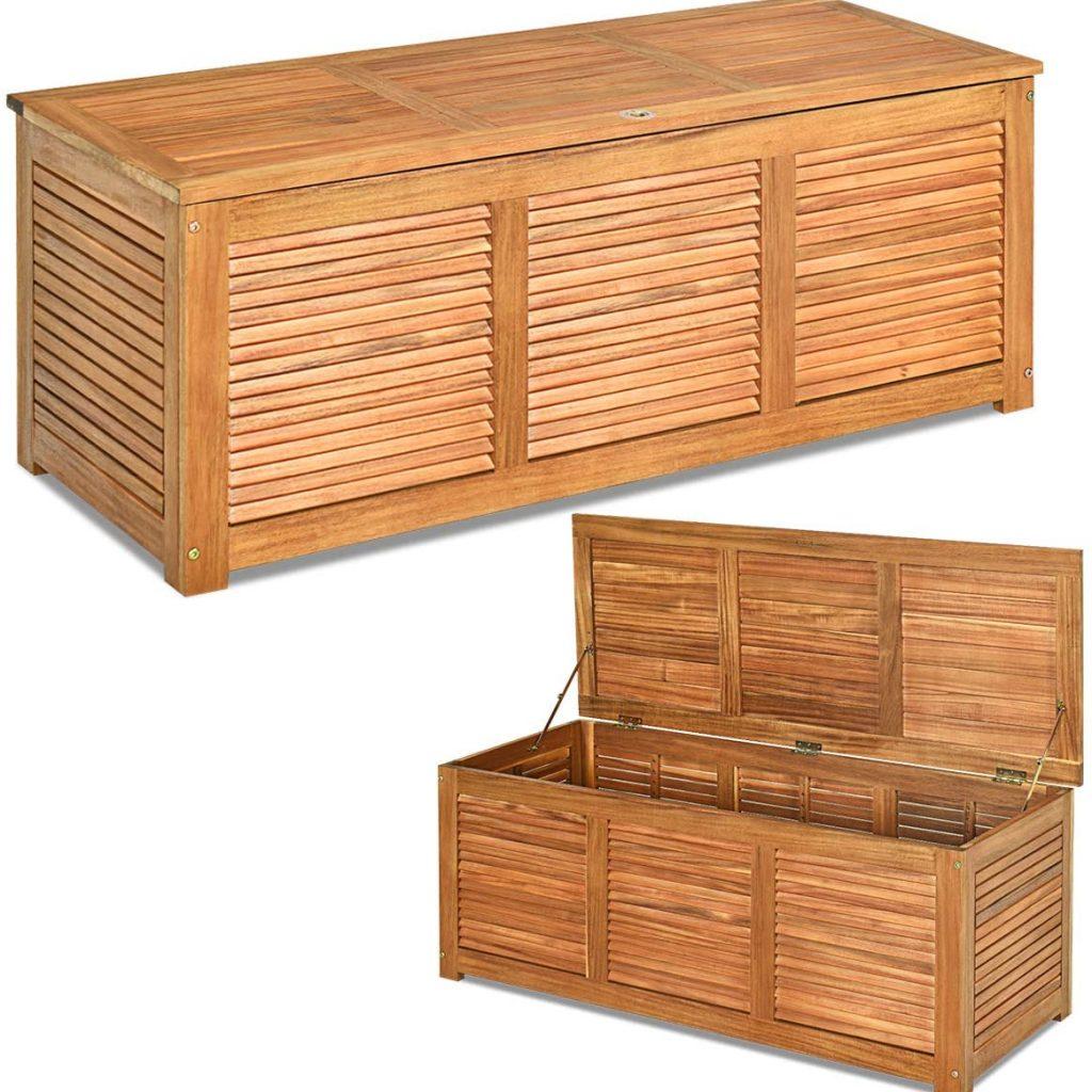 Tangkula Deck Box