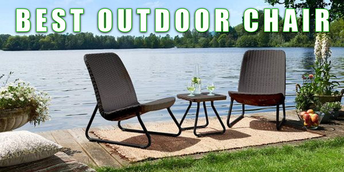 best outdoor chair for your patio