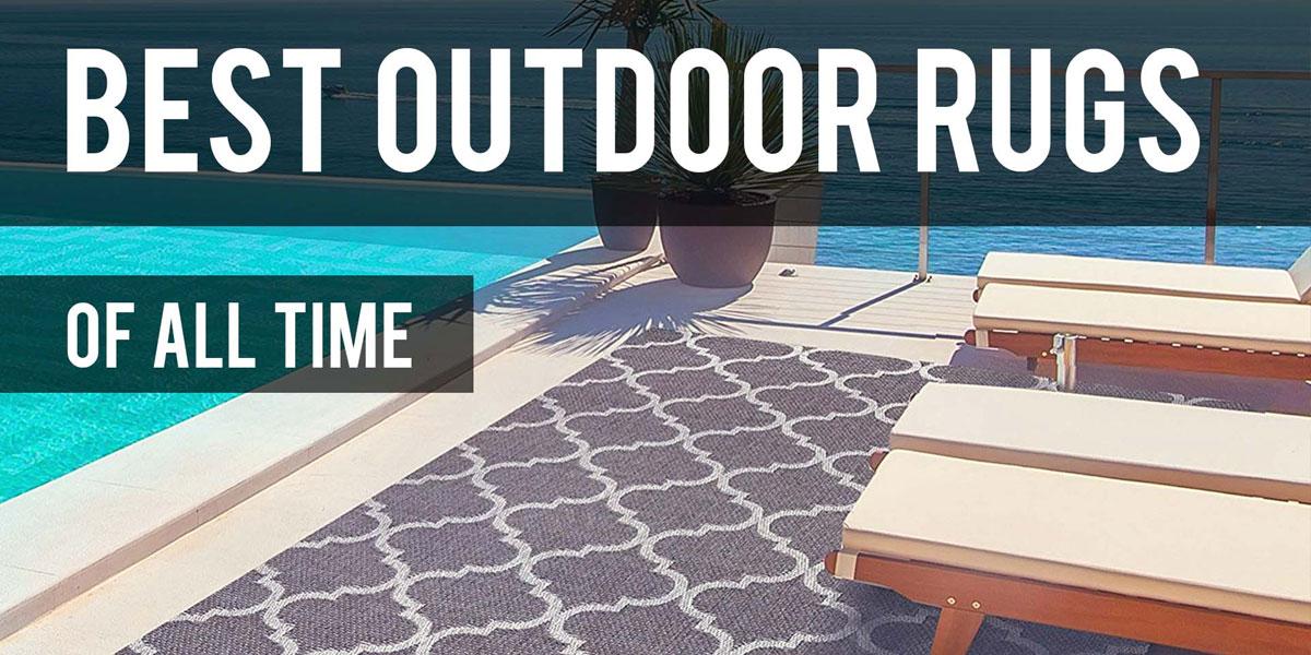 best outdoor rug for patio