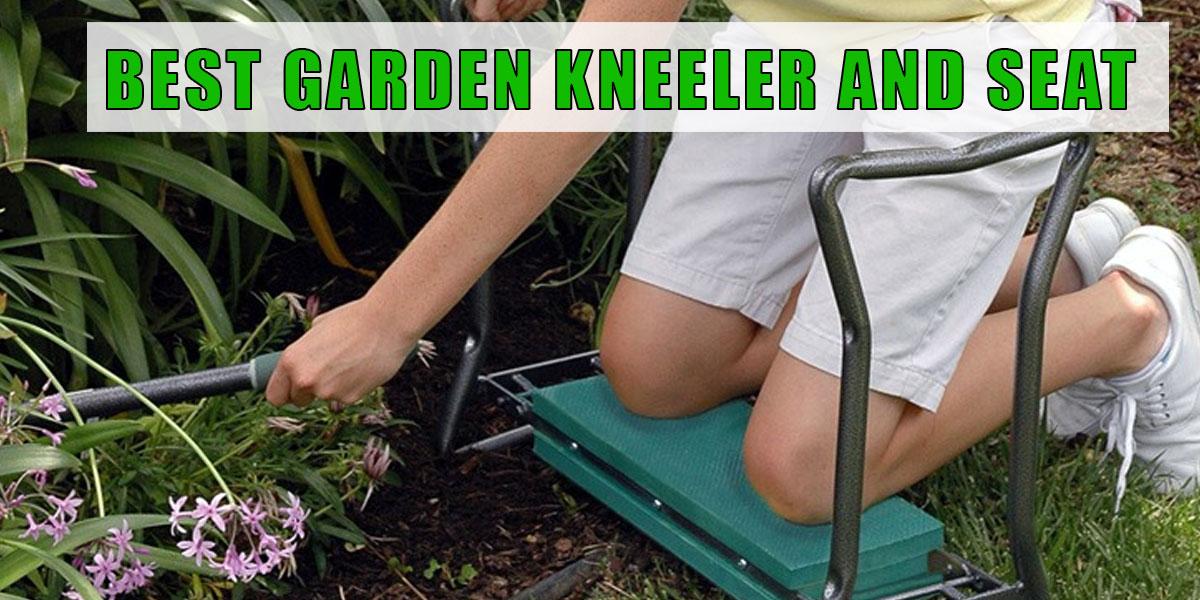 Best Garden Kneeler And Seat