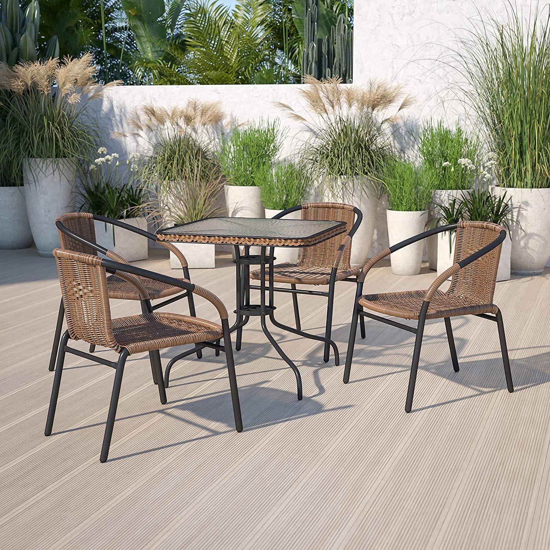Flash Furniture Outdoor Patio Set