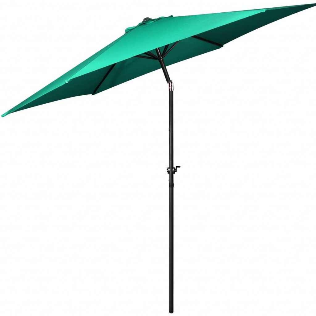 Flexzion 10 ft Patio Umbrella