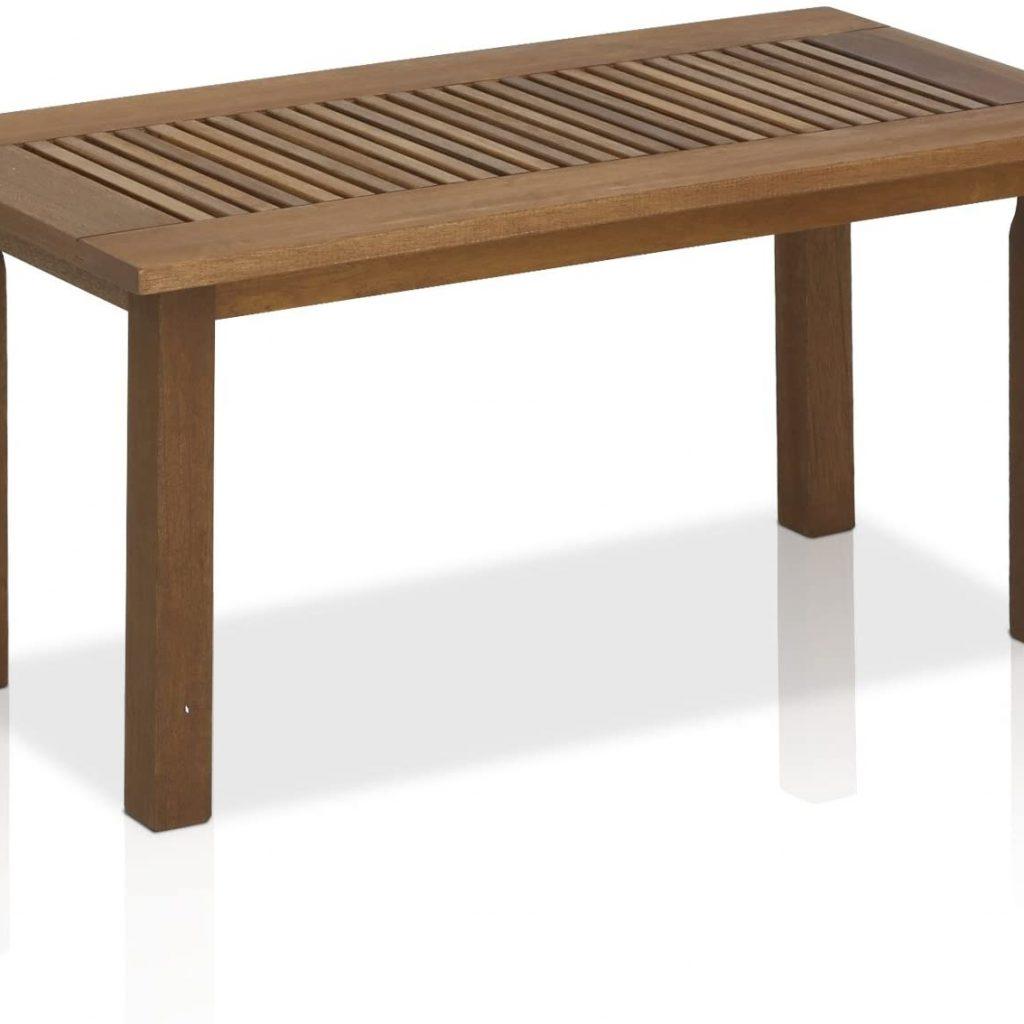Furinno FG16504 Tioman Hardwood Outdoor Coffee Table