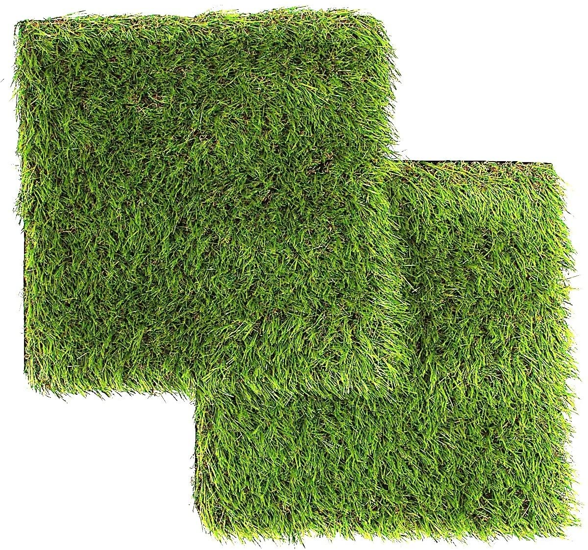 LULIND - Artificial Grass Square Tiles