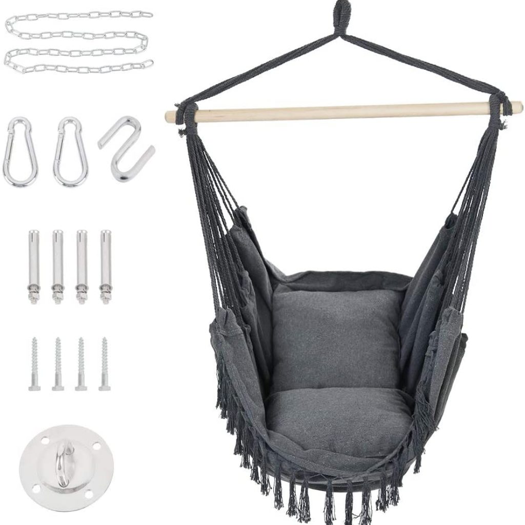 PatioPost Porch Swing Outdoor Lounge Chair