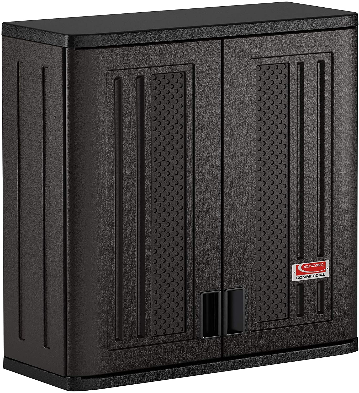 Suncast Elements Outdoor Wide Cabinet