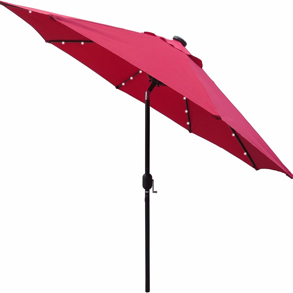 Sunset Vista Designs Outdoor Patio Umbrella