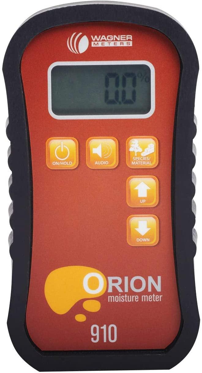 Wagner Meters Orion 910 Deep Depth Pinless Wood Moisture Meter Kit