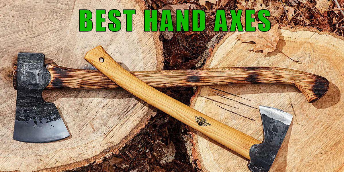 best hand axes