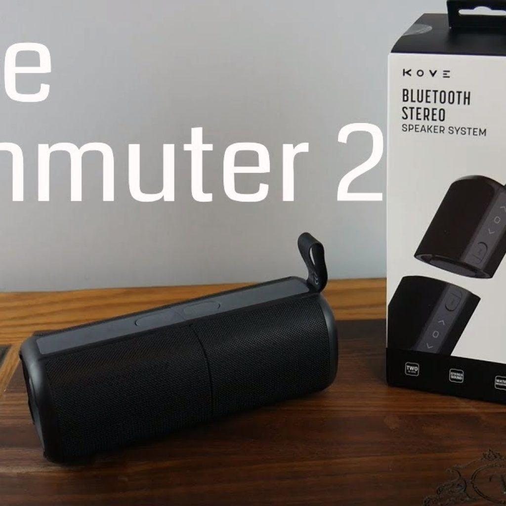 Kove Commuter 2 179-S - Bluetooth Speakers