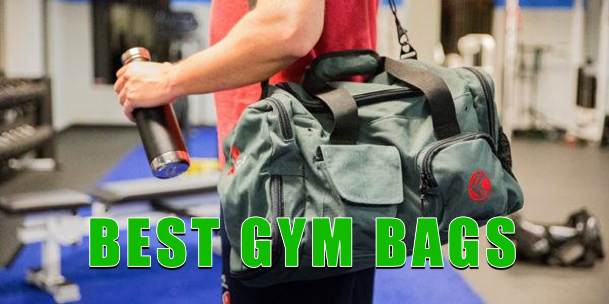 best gym bags for men and women
